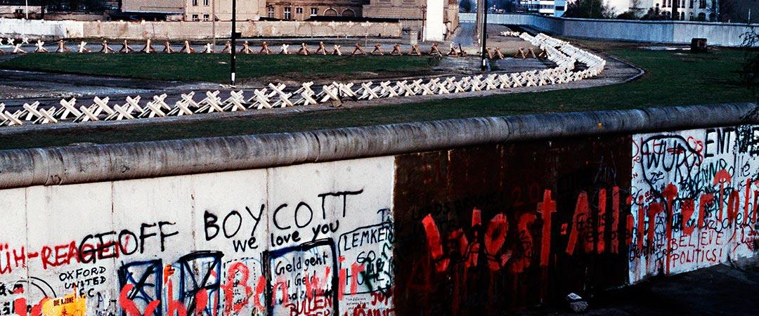Berlín, paredón y después