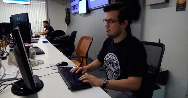 Miguel Alejandro Prieto, el graduado de Periodismo UP que trabaja en Infobae
