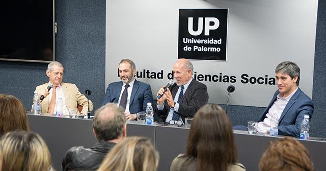 """La UP y FOPEA organizaron el encuentro """"Gobierno, Justicia y prensa"""""""