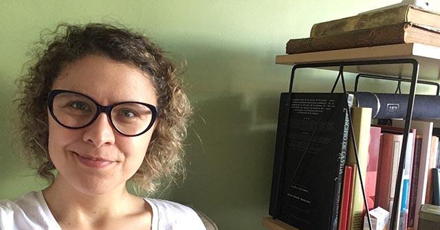 Josefina Lamoglia, psicóloga clínica egresada en la UP
