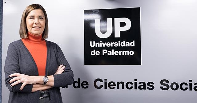 La periodista y locutora Liliana Parodi visitó la UP