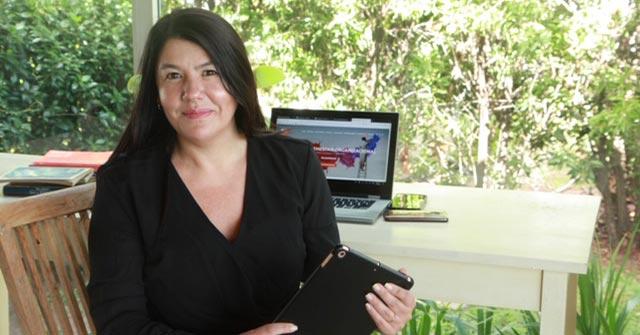 Mariela Corrado, psicóloga UP, especialista en gestión organizacional, coaching ejecutivo y clínica