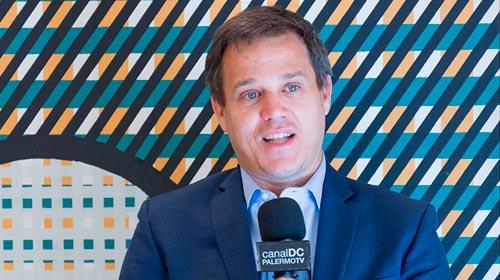 Fernando Sarni, CEO de la agencia Mercado McCann, estudió Publicidad en la UP