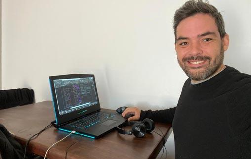Pablo Casais, arquitecto UP, es director de obras y cofundador de Baek y Asociados