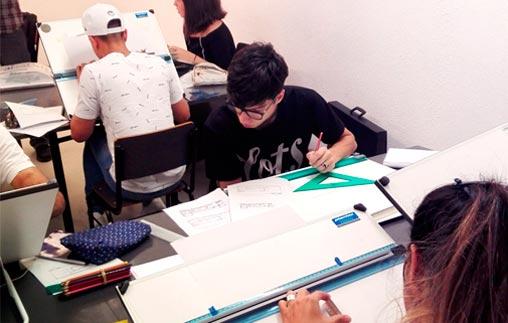Curso para ingresantes a la Facultad de Arquitectura