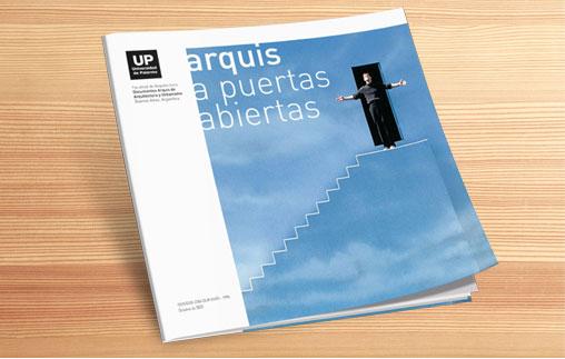 Última edición de la Revista Arquis