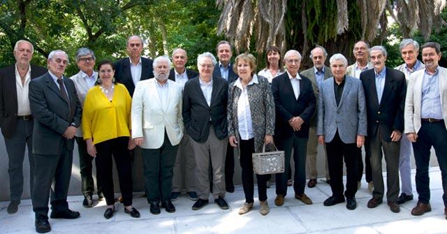 Directivos de la Facultad de Arquitectura UP fundaron la Academia Argentina de Arquitectura y Urbanismo