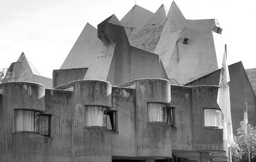 Workshop: La otra mirada. Arquitecturas humanistas del siglo XX