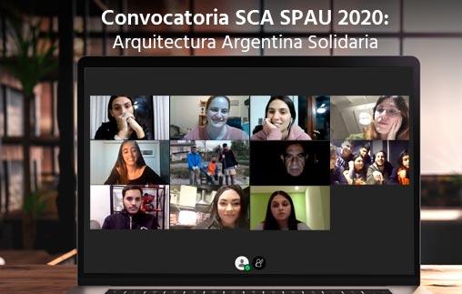 El Proyecto SEMILLA de la UP reconocido en el Concurso Arquitectura Solidaria SCA-CPAU 2020