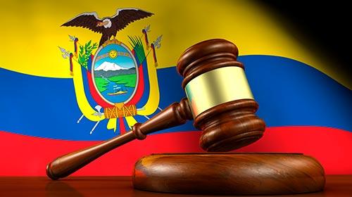 Amicus curiae junto a Human Rights Watch ante la Corte Constitucional de Ecuador por el artículo sobre desacato del Código Penal ecuatoriano