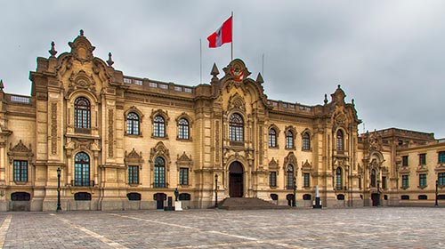 Tendencias en libertad de expresión en Perú