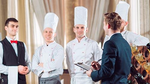 Programa Ejecutivo Gestión de cambio en empresas gastronómicas