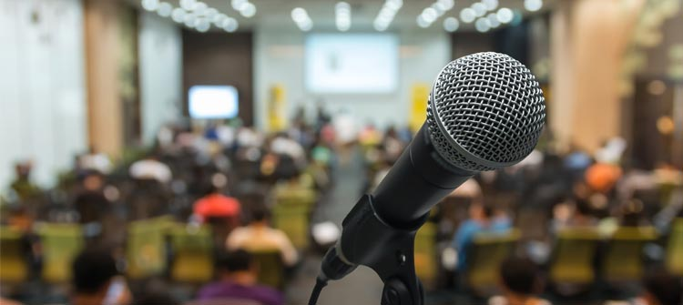 Programa Public speaking and pitch