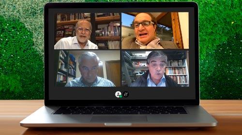 Café y debate: Hacia un estado digital en clave ciudadana