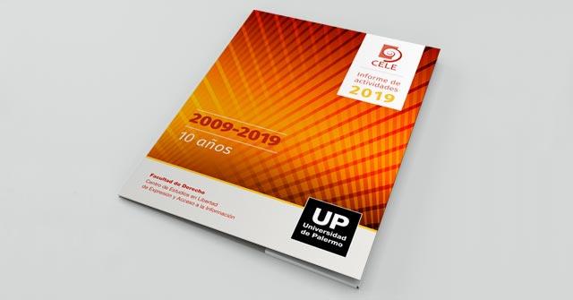 Informe anual del Centro en Libertad de Expresión y Acceso a la Información Pública de la UP
