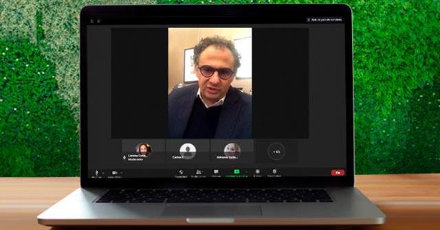 """El Dr. Roberto Saba reflexionó por videoconferencia sobre el """"El rol de la Corte Suprema y su Diseño Institucional"""""""