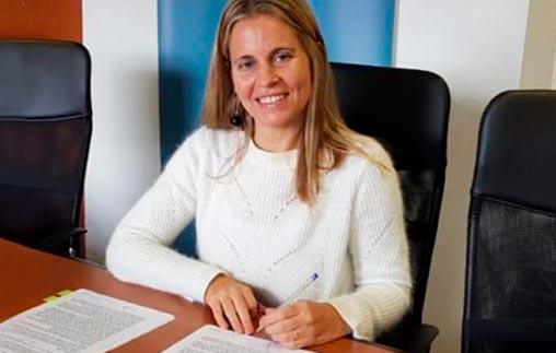 Florencia Ghio, especialista en Derecho Penal UP, conjuga su ejercicio en el Poder Judicial con la literatura