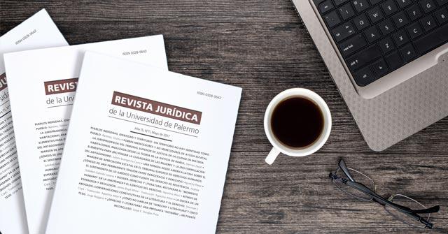 Convocatoria de la Revista Jurídica