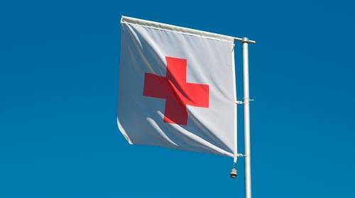 El Comité Internacional de la Cruz Roja se reunió con el INEJEP