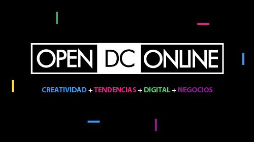 OPEN DC - Online<br />Creatividad + tendencias + digital + negocios <p>Más de 100 actividades de capacitación, libres y gratuitas, abiertas a la comunidad</p>