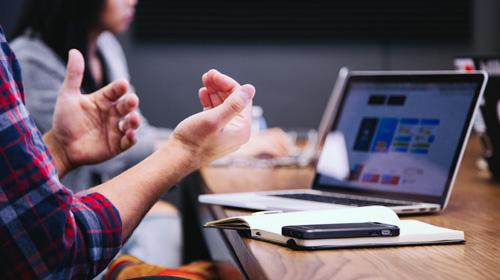 Charla informativa sobre carreras de Facultad de Diseño y Comunicación en UP<br /> <p>Ingreso Mayo 2021</p>