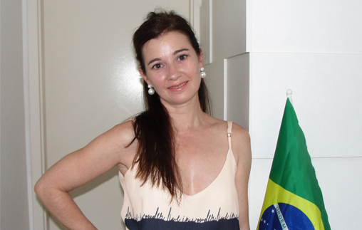 Desde Brasil, Marina Lorenzatto, estudia online la Lic. en Recursos Humanos UP y trabaja como emprendedora