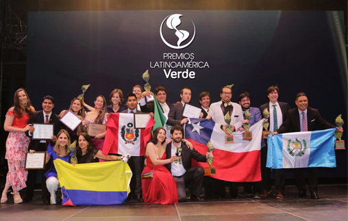 Registratón Premios Latinoamérica Verde
