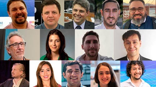 Egresados de la Facultad de Ingeniería distinguidos con el Premio Logro Profesional