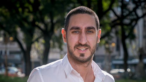 Maximiliano Tolva, egresado UP y CEO & Cofundador de LAVAPP, la aplicación de lavandería que se expandió por Latinoamérica