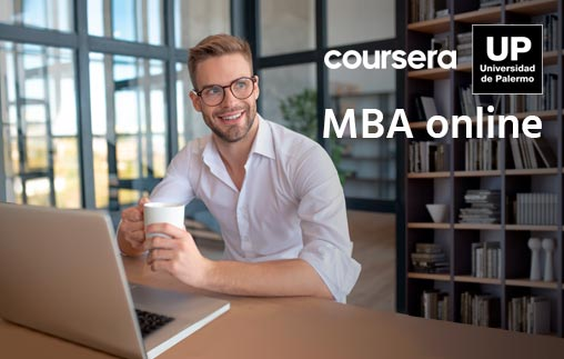 La UP lanza su MBA online en Coursera