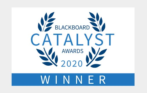 La Universidad de Palermo ganó el premio Blackboard Catalyst Awards 2020 en la categoría Teaching and Learning