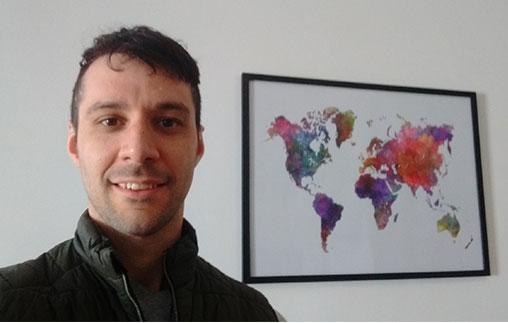 Maximiliano Romero, Líder de Equipo en Red Link y alumno del MBA UP con orientación en Information Systems