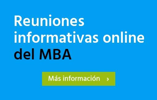 Registrate en la reunión informativa online