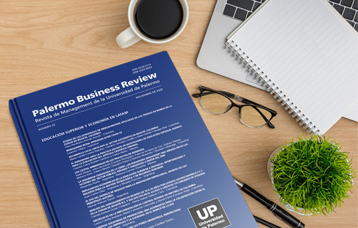 Último número de Palermo Business Review