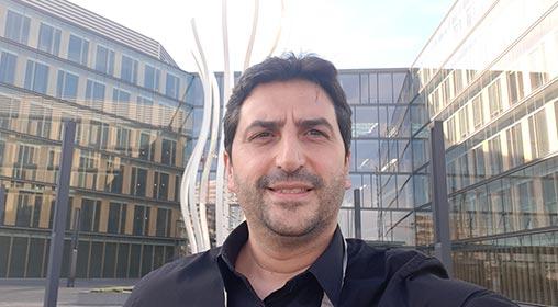 Roberto De Gori, egresado del MBA UP y Senior Manager en PwC Luxemburgo