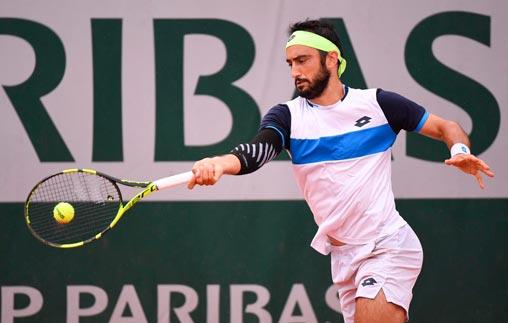 Lorenzo Giustino, el tenista italiano que clasificó para Roland Garros, estudia Management en Economía y Finanzas online en UP