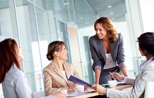 Mujeres en posiciones de liderazgo: es hora de acelerar y pasar a la acción