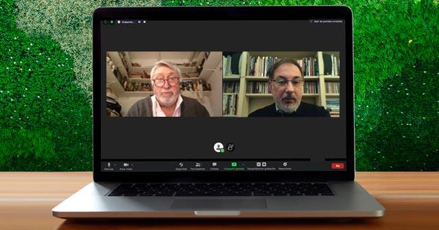 Guillermo Salatino analizó por videoconferencia el impacto de la pandemia en el tenis