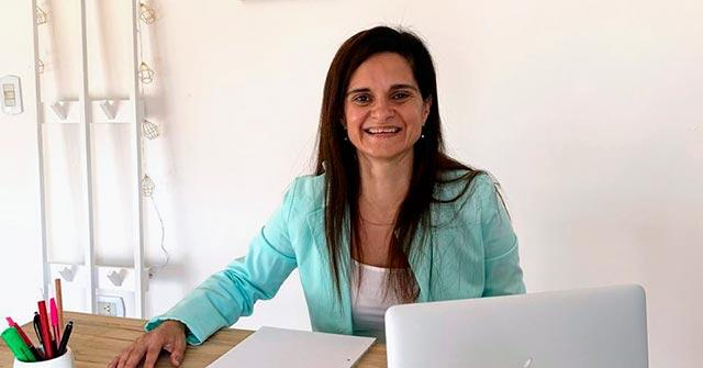 Lic. María Verónica Grillo, egresada UP, se especializa en psicología clínica