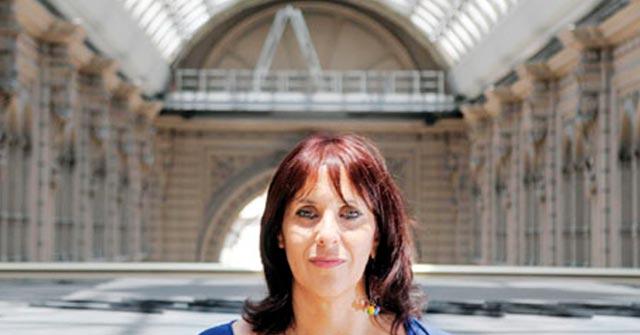 Virgina Fabri, graduada de Arte UP, curadora del reconocido Centro Cultural Borges
