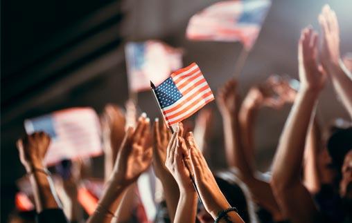 Charla abierta de Relaciones Internacionales: Estados Unidos post-elecciones. Desafíos domésticos y globales para la superpotencia