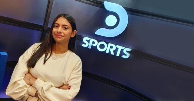 Daniela Mejía Vergara, Periodista UP, trabaja en el equipo de producción de DirecTV Sports Colombia