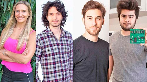 Cuatro argentinos, elegidos entre los jóvenes sub 35 más innovadores de América Latina