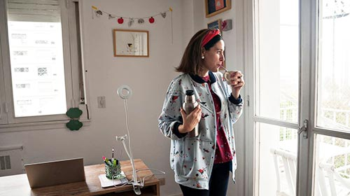 Adiós al jean: cómo cambiamos la forma de vestirnos durante la cuarentena