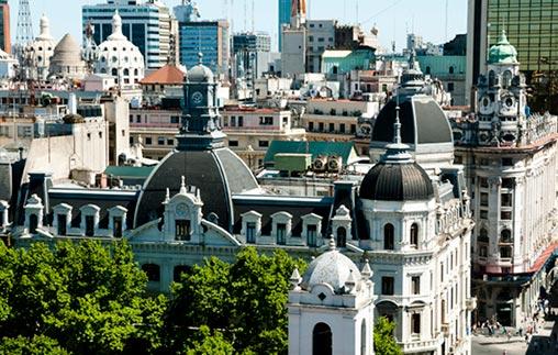 Presentación de libro: Buenos Aires, tras las huellas del futuro