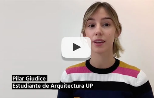 Conocé cómo es estudiar Arquitectura online en la UP