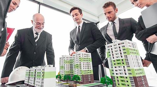 Arquitectura y desarrollo inmobiliario: Cómo gestionar exitosamente el trabajo de los arquitectos