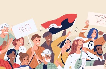 Seminario CELE: La protesta como coreografía - Sobre los límites de la regulación legal de la protesta