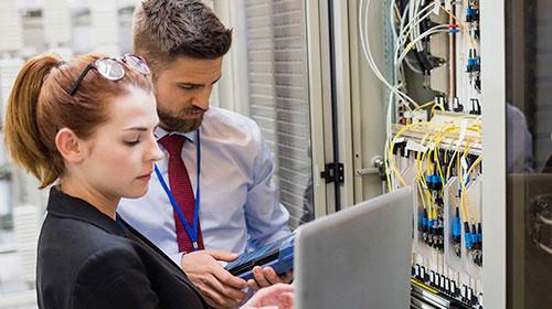 Licenciatura en Redes y Comunicación de Datos