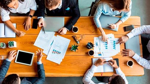 Programa Especializado Administración de Empresas